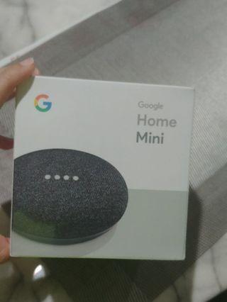 🚚 Google Home Mini