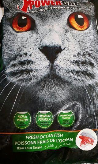 Power Cat Dry Food 8kg  (Halal)