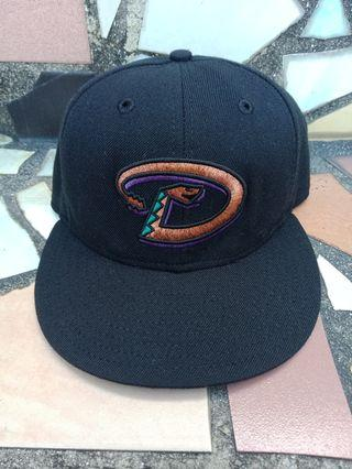 Vtg new era mlb arizona diamondbacks fitted cap