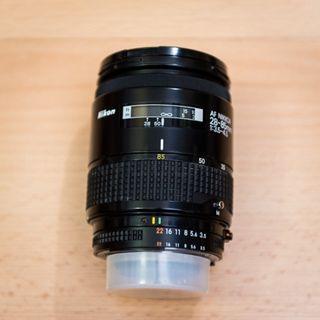 Nikon 28-85mm AF f3.5-4.5