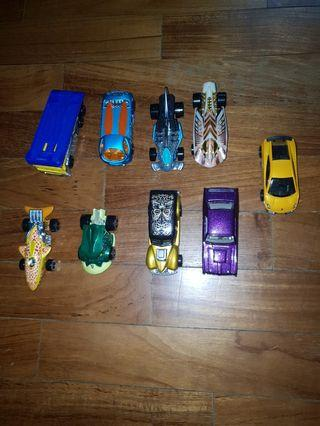 Official Hot Wheels Cars