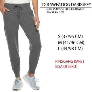 Branded Tek Gear Sweat jogger darkgrey