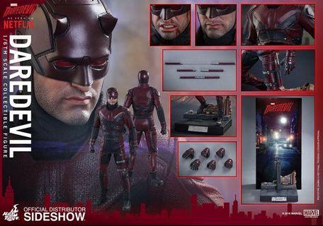 hottoys daredevil tms003 hot toys