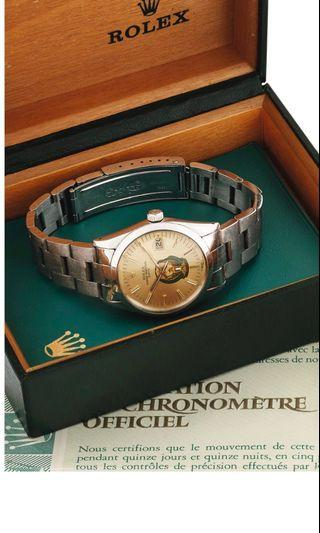 Rolex 15000 uae dial rare 中東面 oman 5513 1680 1675 sotheby's