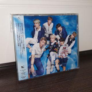 二手 日版 BTS 防彈少年團  Lights/Boy With Luv [初回限定盤B]