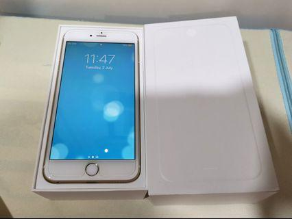 Iphone 6 Plus 64GB with Power Bank