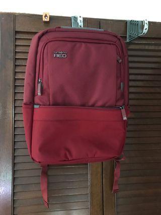🚚 Samsonite Red Laptop Backpack