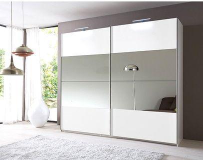 Mirror Design Wardrobe