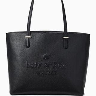 Kate Spade Penny Larchmont Avenue Logo Tote bag (WKRU5619) 袋