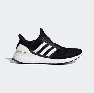 """Adidas Ultra Boost Show Your Stripes """" Core Black """""""