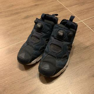 Reebok Pump Fury 藍魂