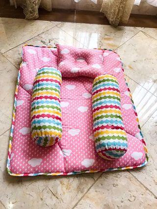 Bantal guling kasur perlak baby bayi Pipiniko