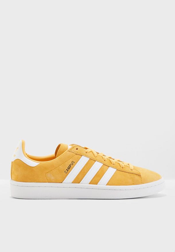 adidas gialle campus