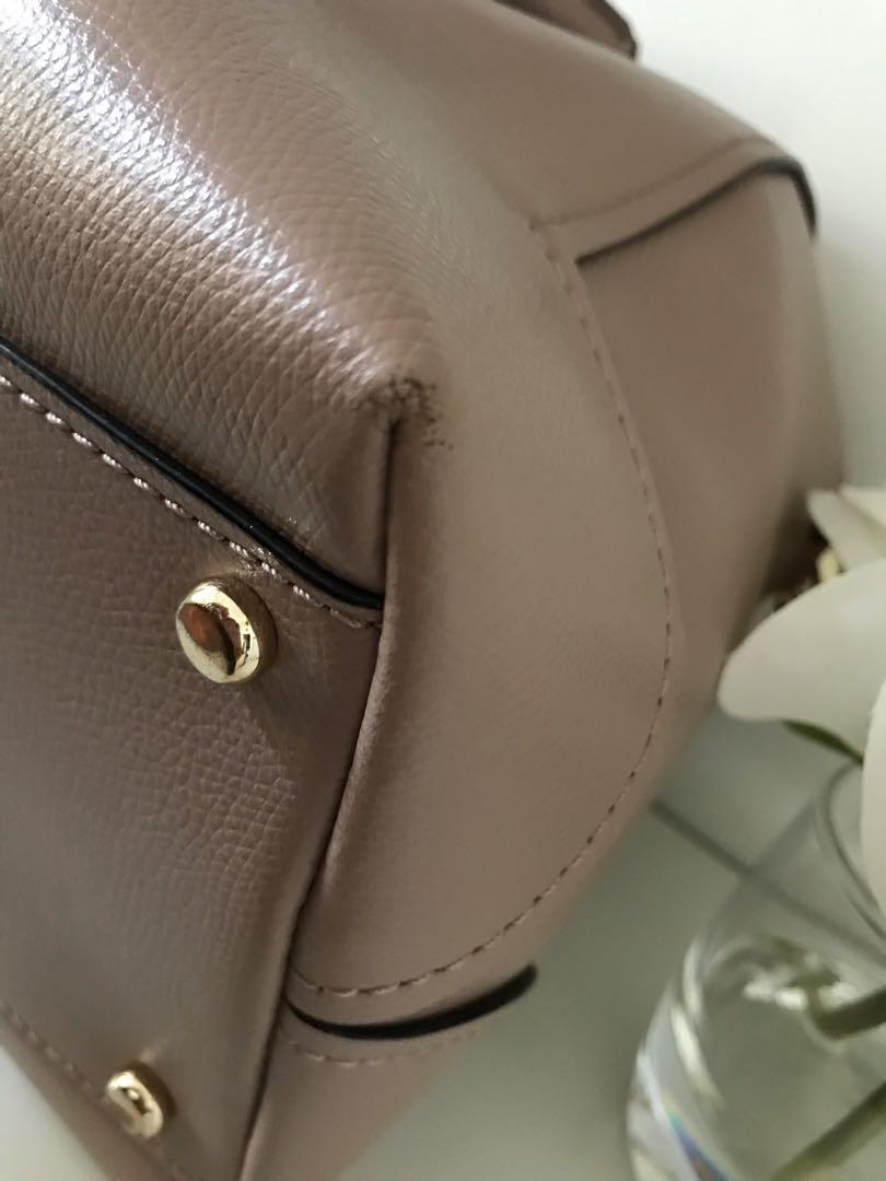 Authentic Kate Spade Barrel Bag