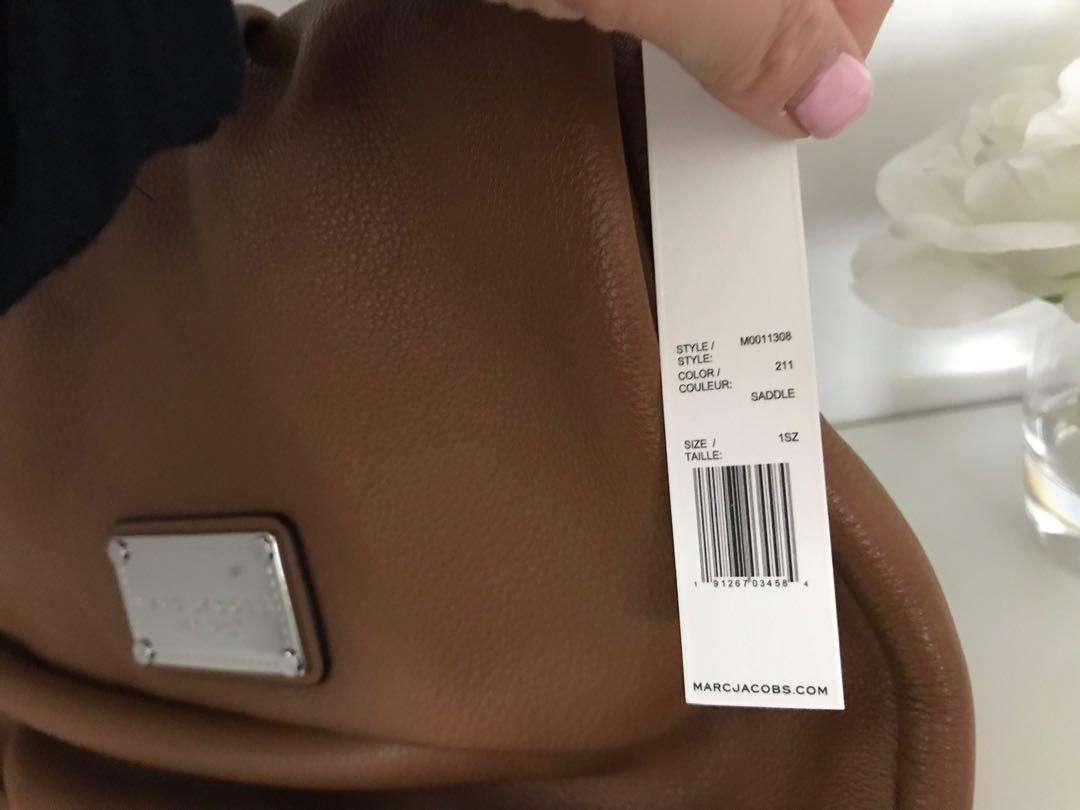 New Authentic Marc Jacobs Crossbody Bag