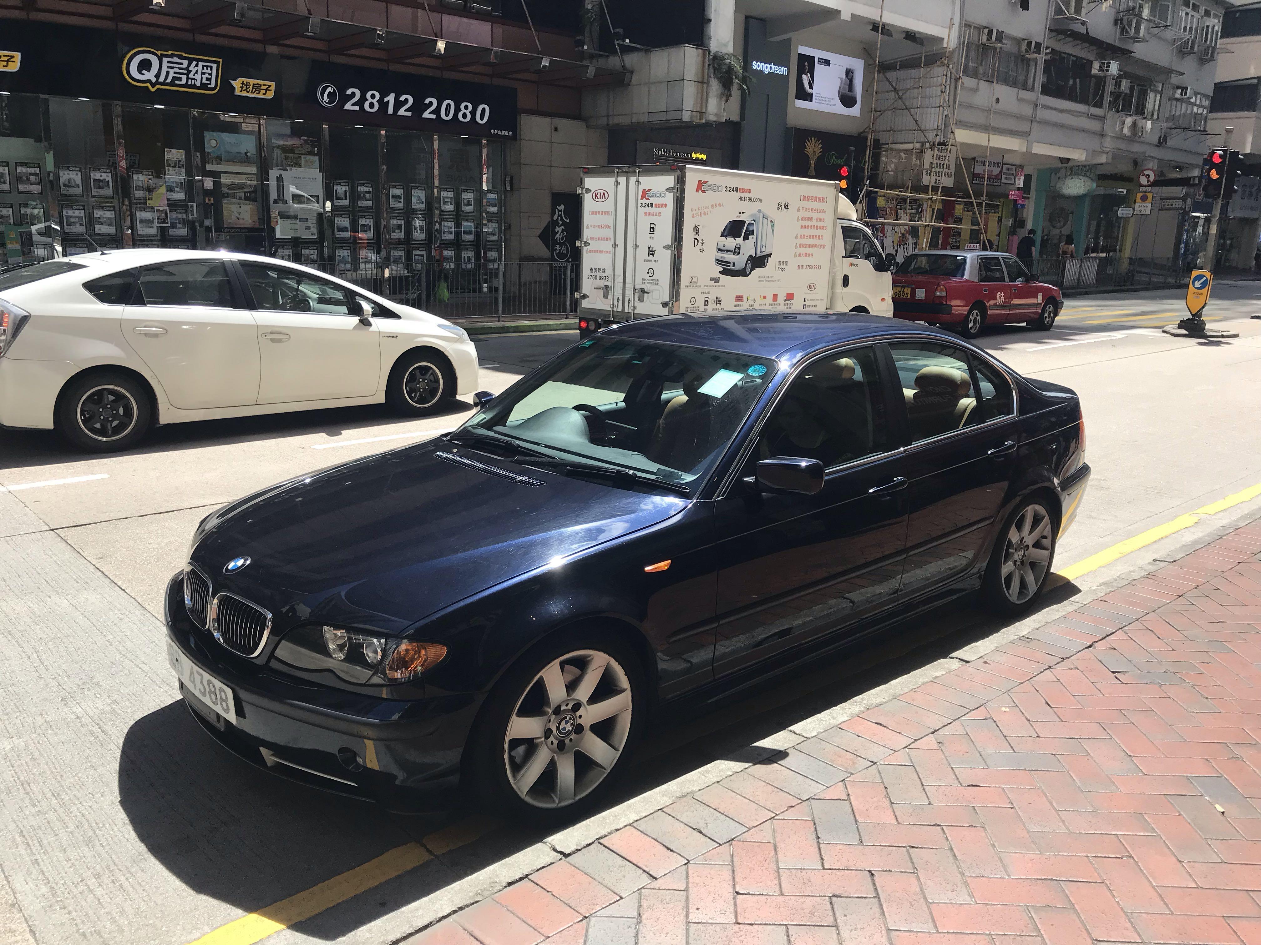 BMW 335I 2004