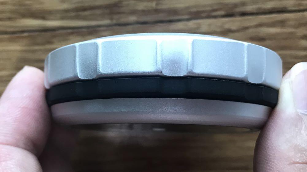 BMW F10 5 series iDrive Multimedia knob cover