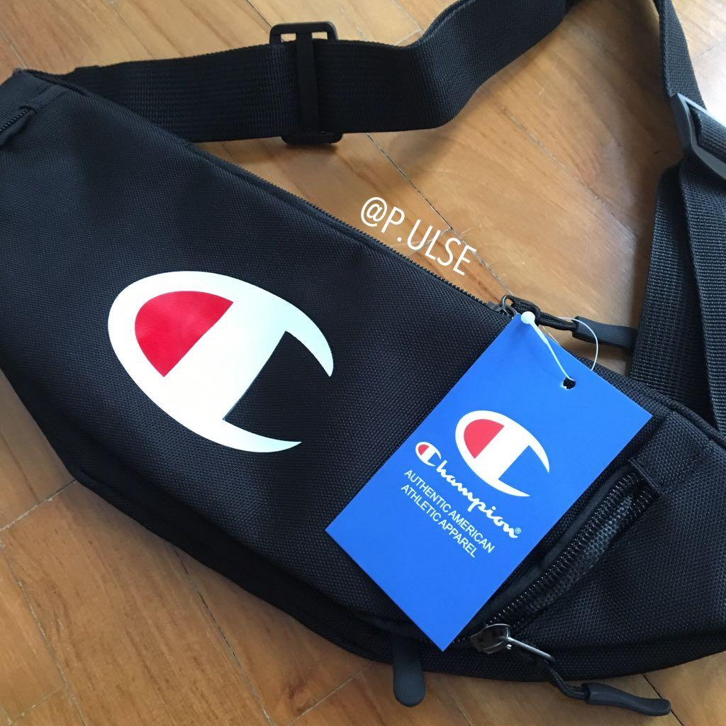 BNWT Champion Waist Pouch / Sling Bag / Fanny Pack