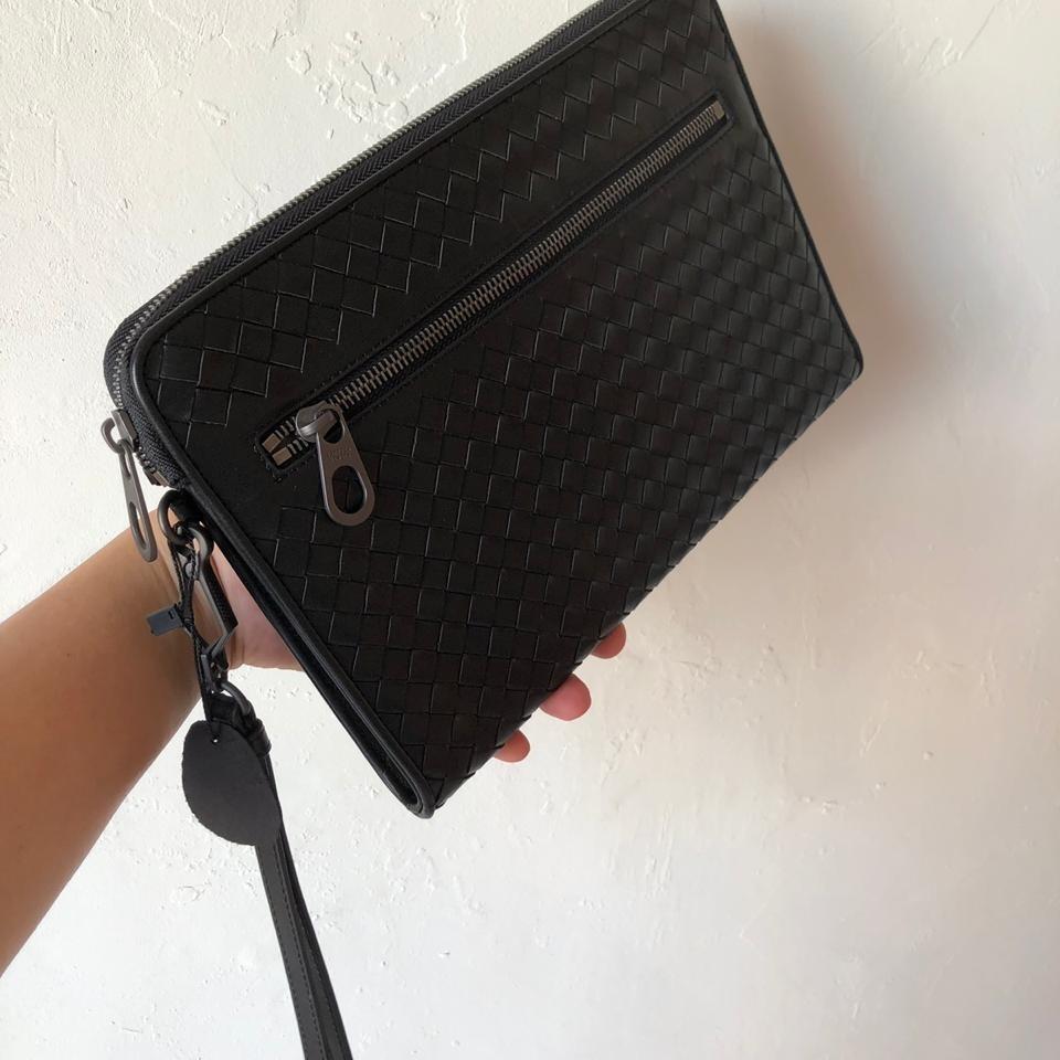 Bottega Veneta 8827, SUPERMIRROR,  w27xh18.5xd2.5   @1.6jt (DustBag Aja) (NO BOX)  Bahan Cow Leather
