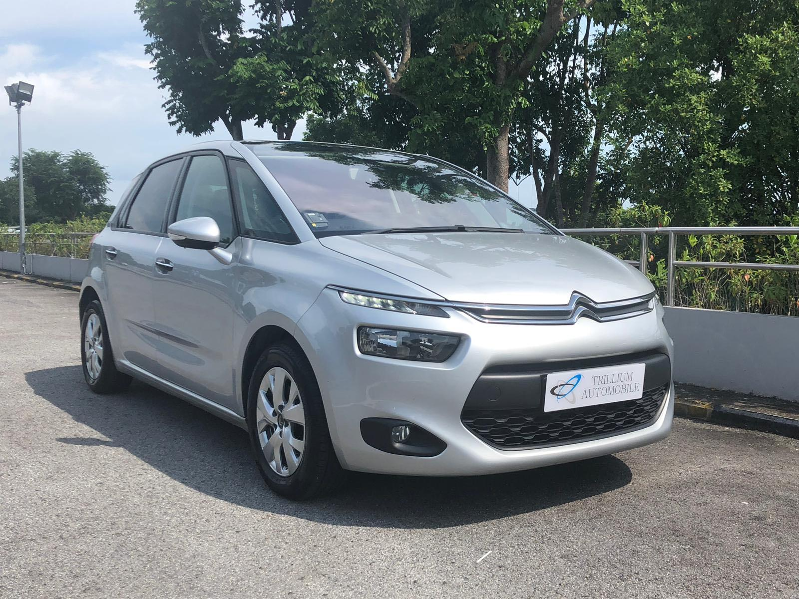 Citroen C4 Picasso Diesel for Rent!