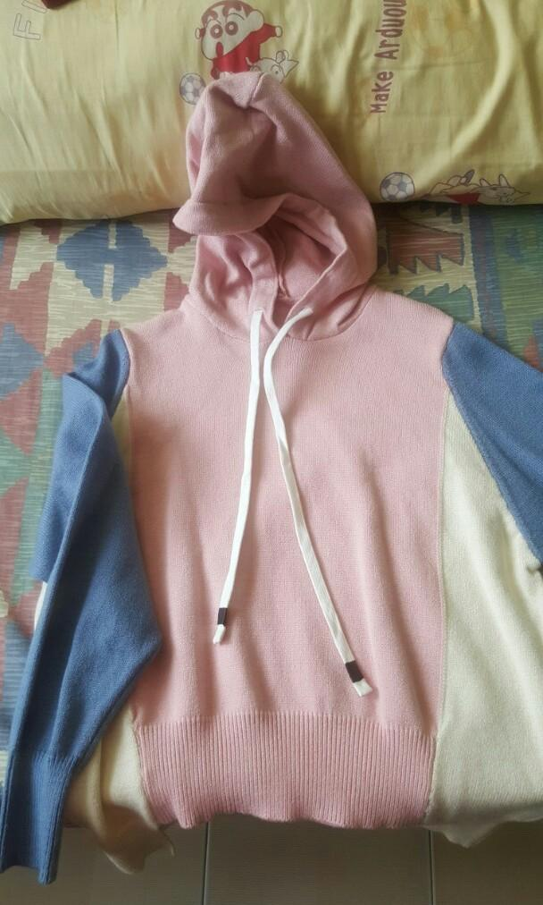 Comfy Hooded Pull-Over