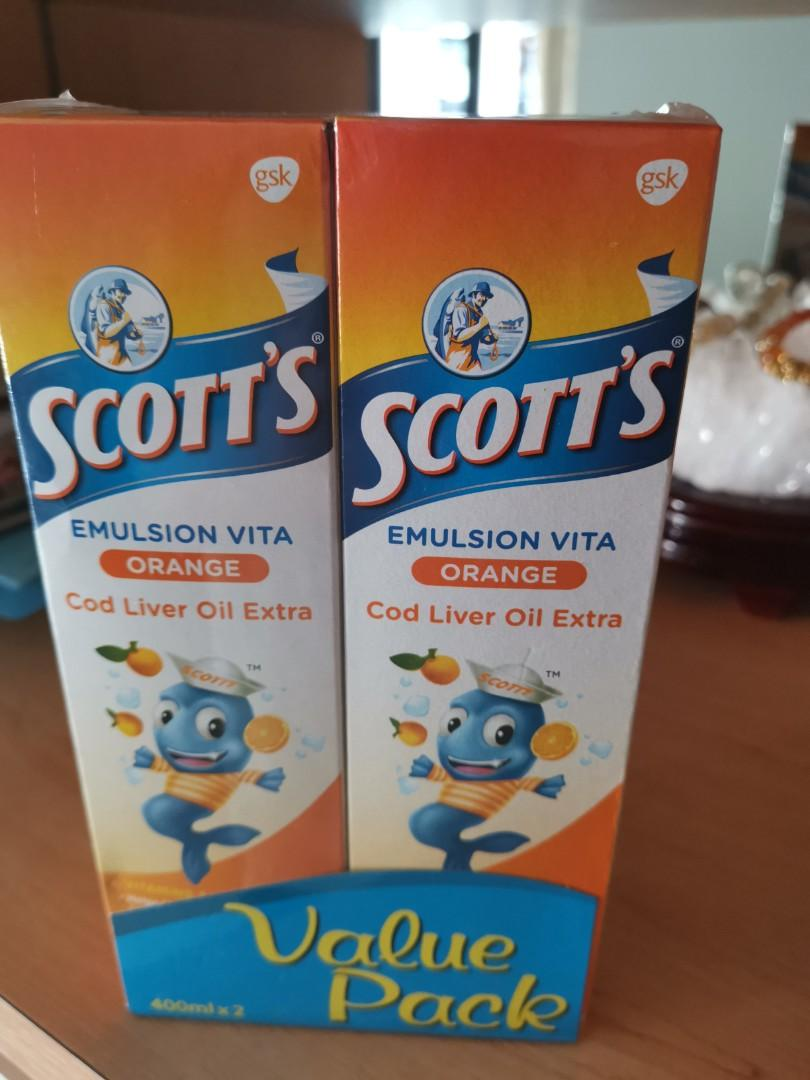 Cord liver oil