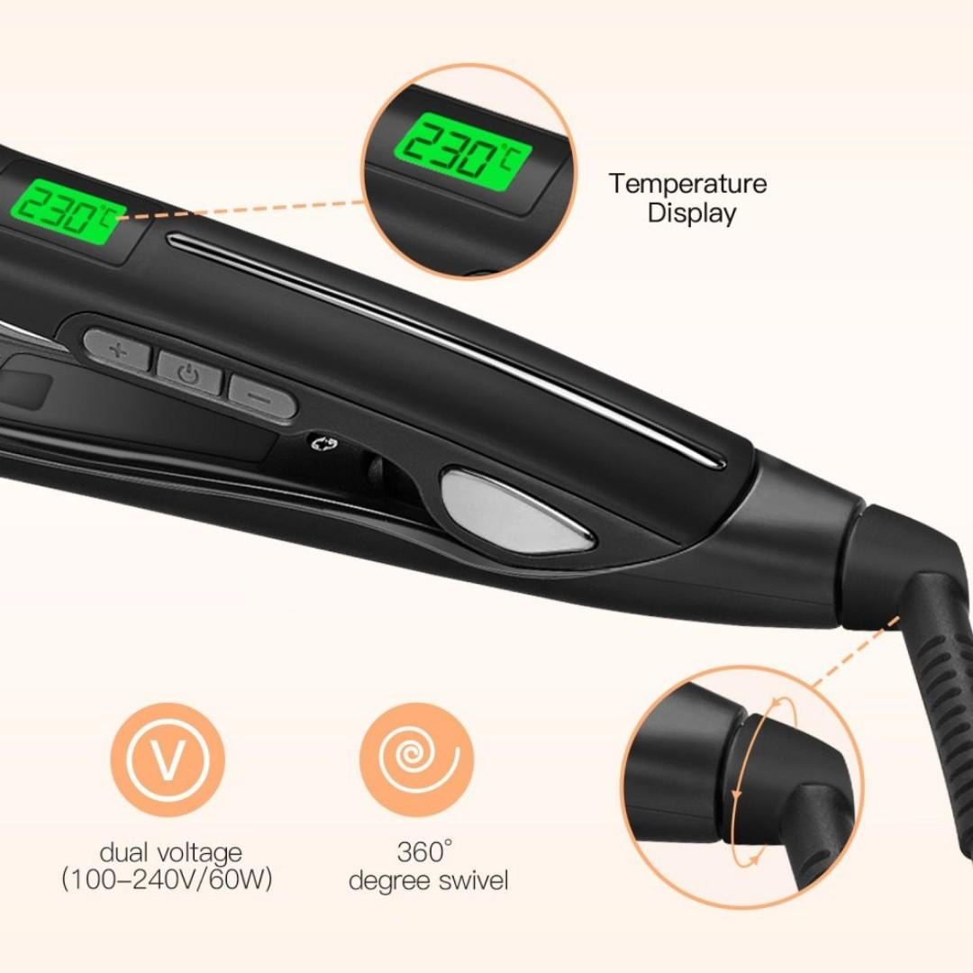 Digital Hair Straightener (BRAND NEW IN BOX) Toronto & Mississauga Pickup Locations