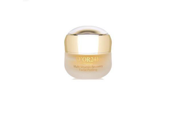 DOR24K Multi Vitamin Recovery Facial Peeling- Brand New-50ML