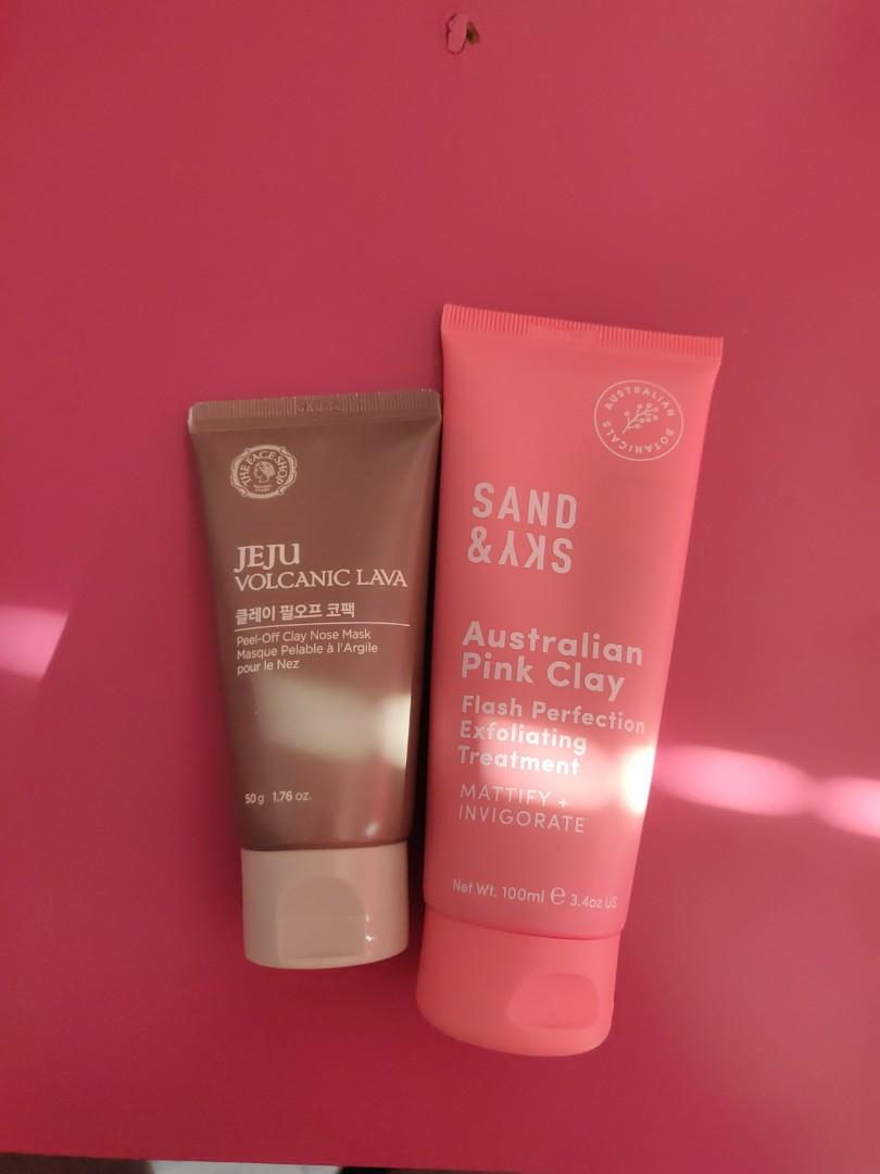 Exfoliating treatment and peel-off mask