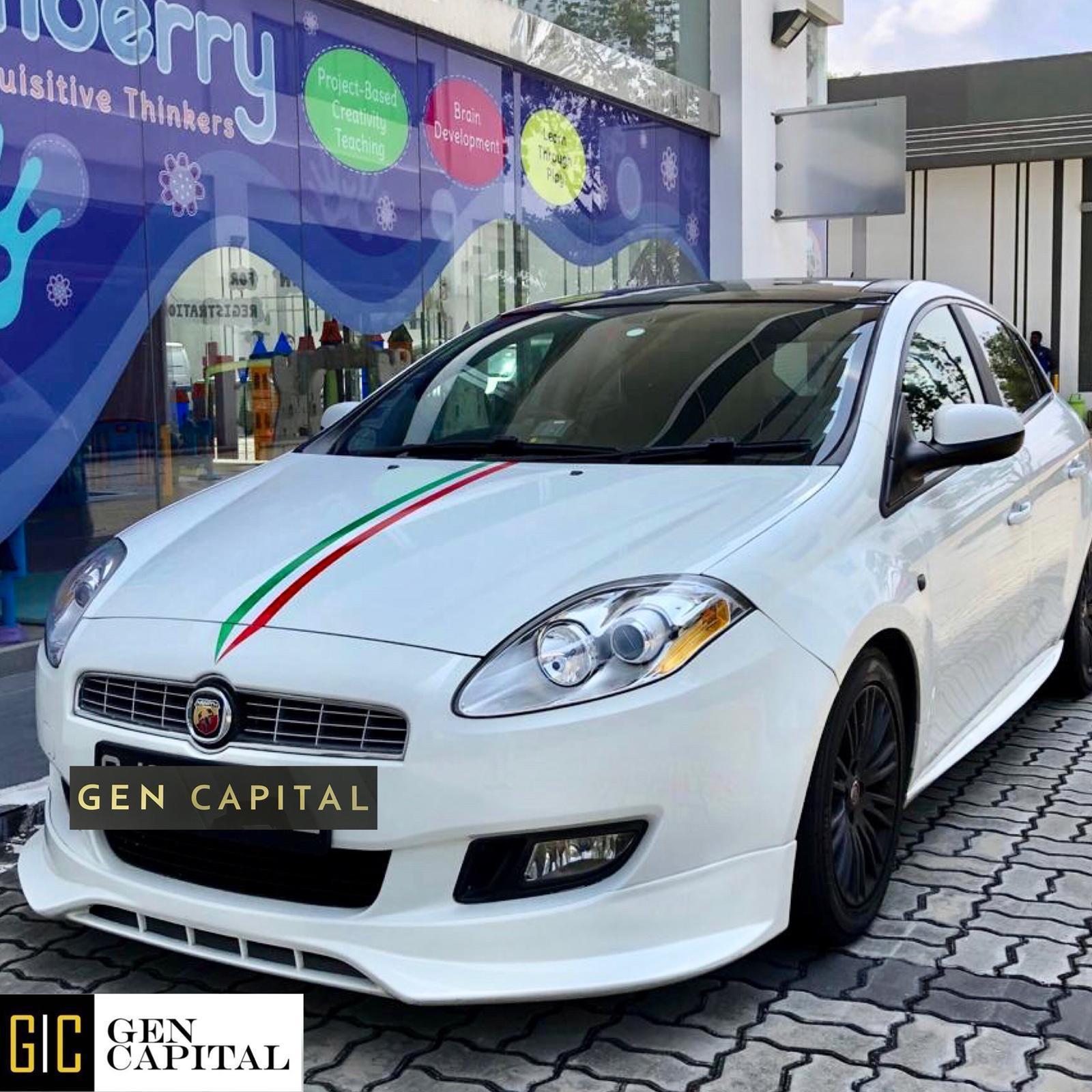 Fiat Bravo 1.4 Turbo •Popular Model •Grab Gojek & Non PHV Car Rental