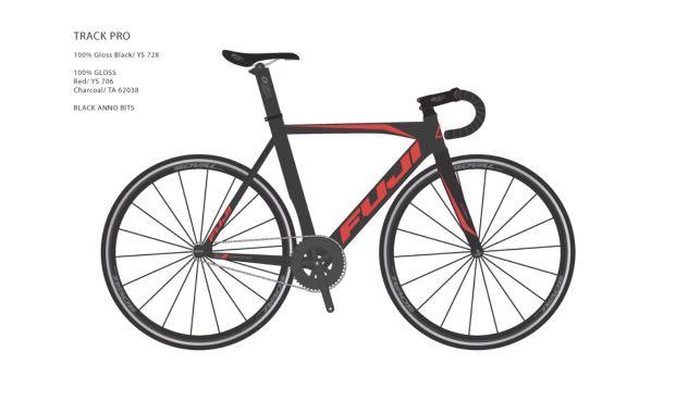 Fuji track pro 2015 frameset wtt wts