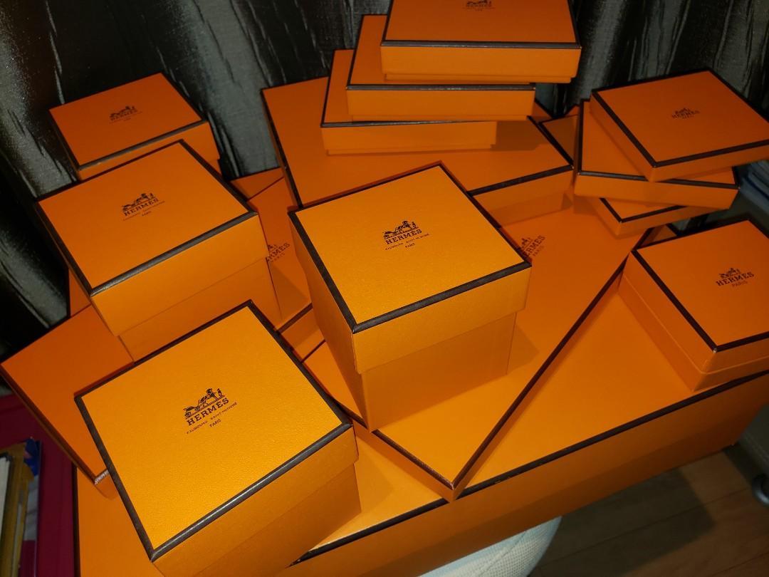 Hermes 盒 x 15