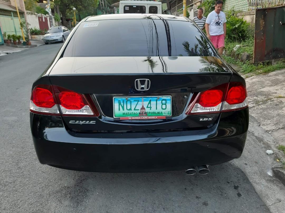 Honda Civic Fd 1.8s 2010