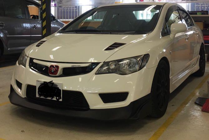 HONDA CIVIC TYPE-R 2007