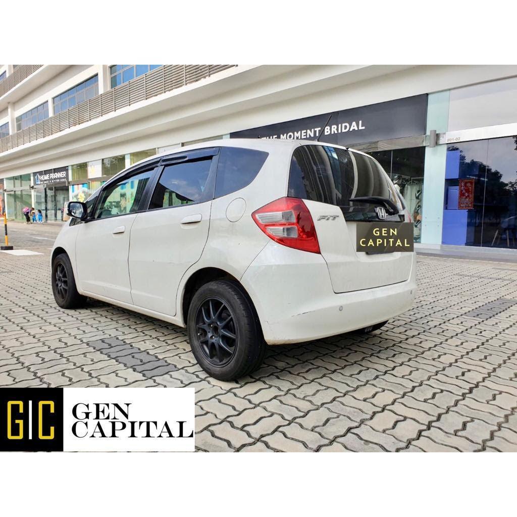 honda Fit 1.3A Grab Gojek Ryde Tada & Non PHV Car Rental