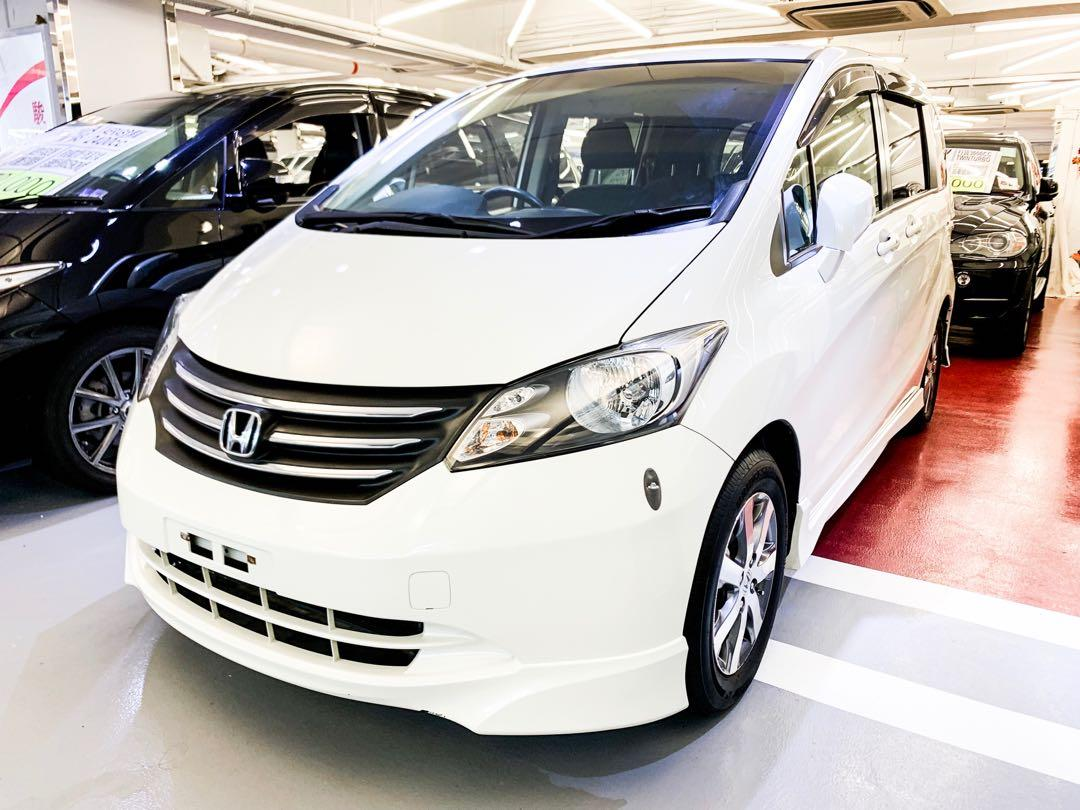 HONDA FREED 2010