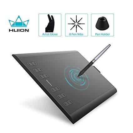 Huion INSPIROY H640P Digital Graphics Drawing Pen Tablet