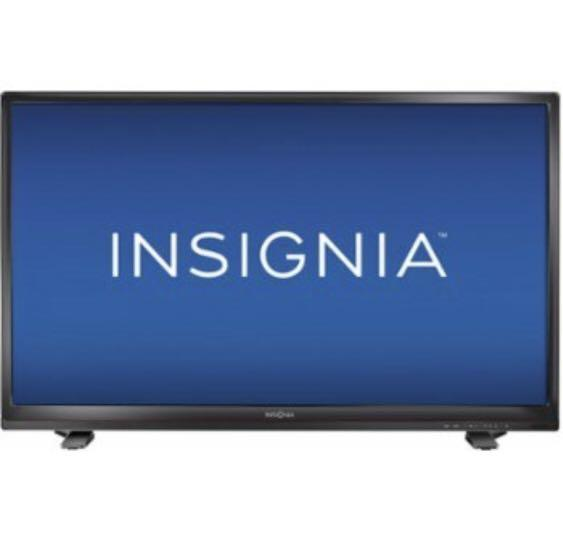 "Insignia HDTV 42"" Television - 42"" class (42"" diag.) - led - 1080p - hdtv"