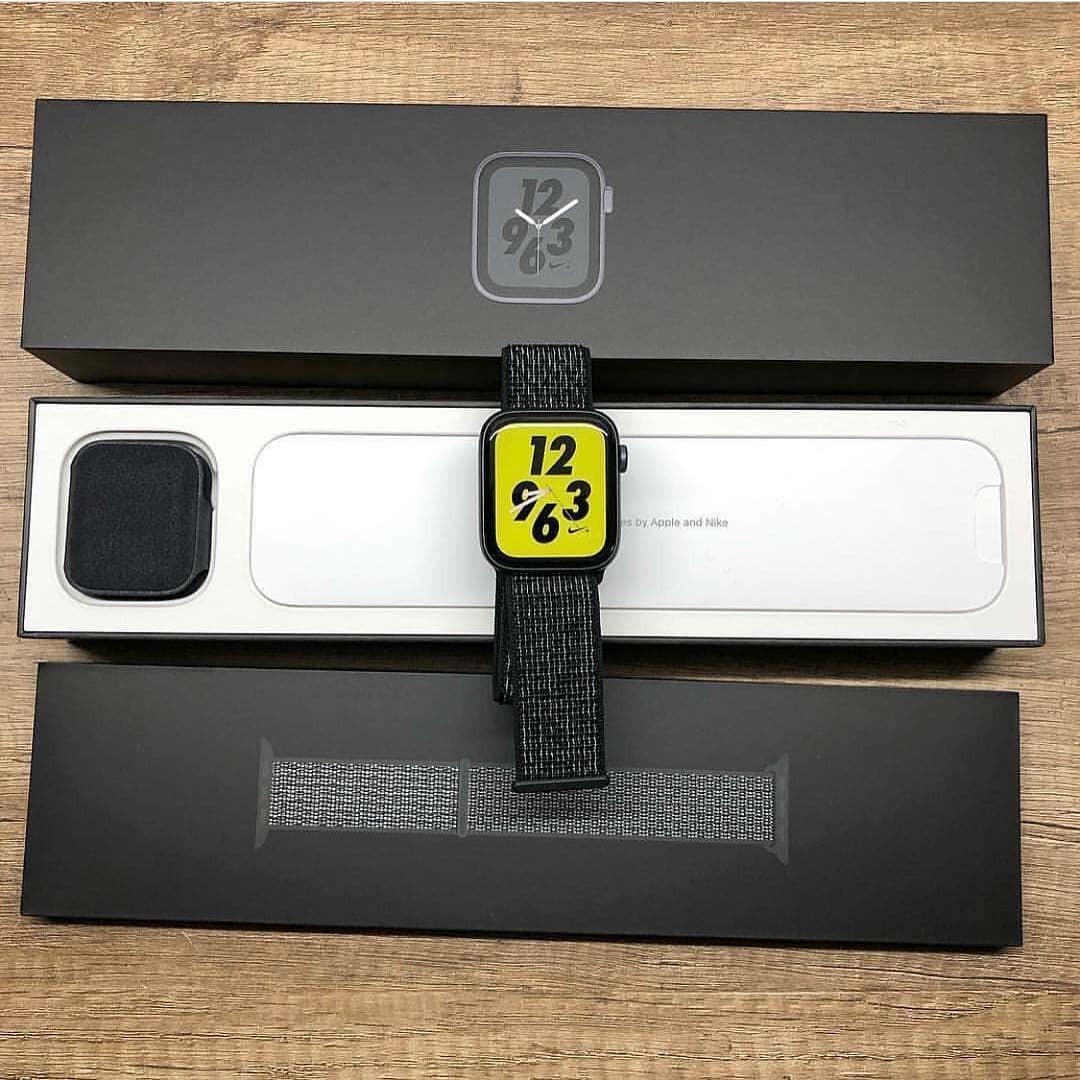 Kredit Apple Watch series 3 Nike GPS 38mm DP 920k cicilan tanpa CC