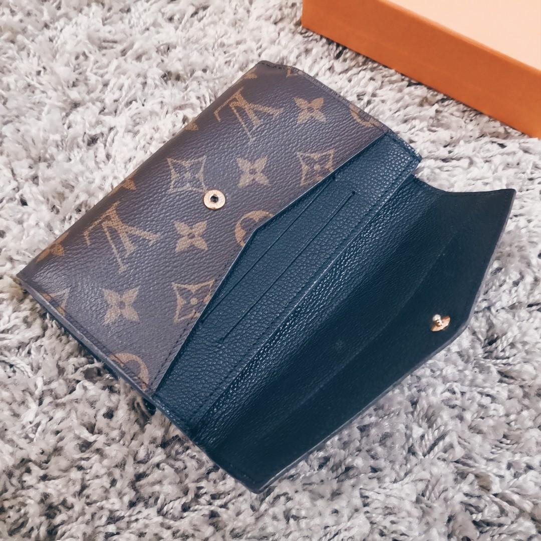 check out 419f4 df428 Authentic Louis Vuitton Wallet | M60990 PALLAS COMPACT ...