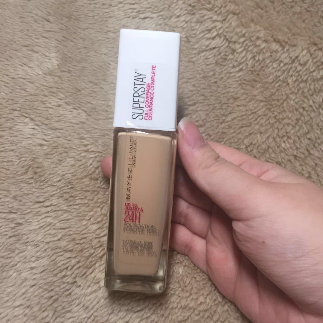 Maybelline Superstay Foundation FREE ONGKIR #joinjuli