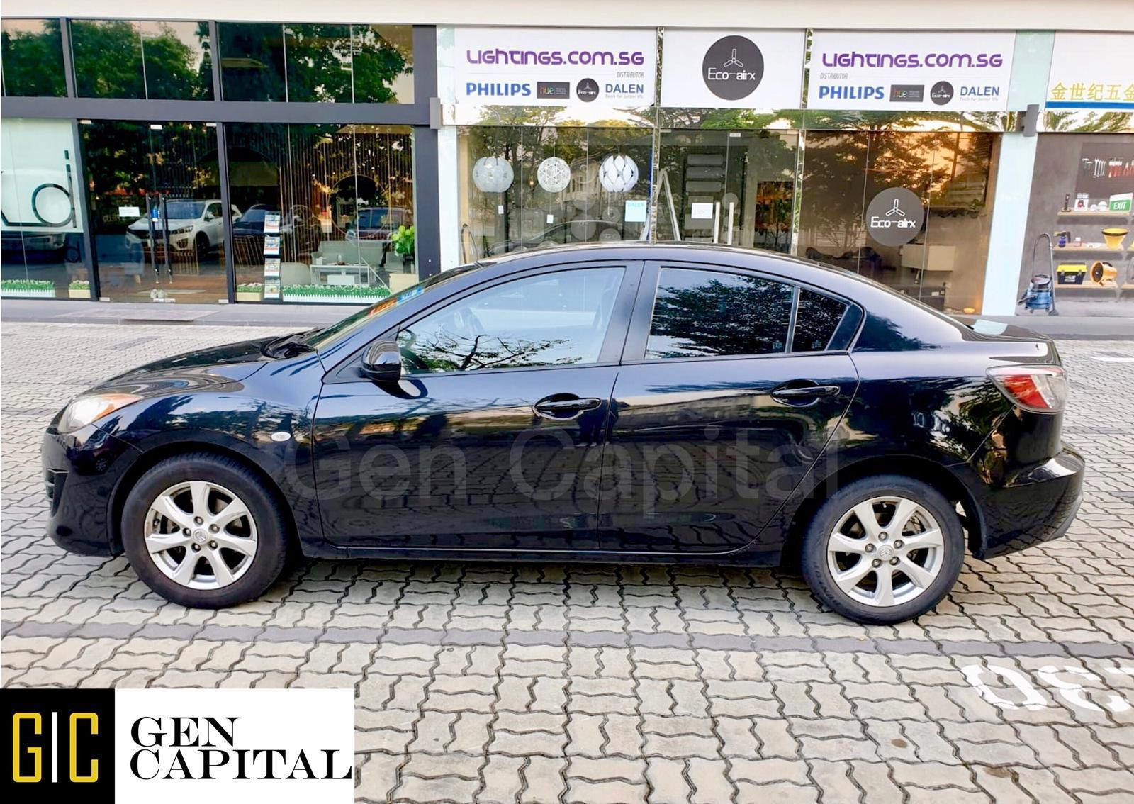 Mazda 3 1.6A Luxury - Best rates, full servicing provided!