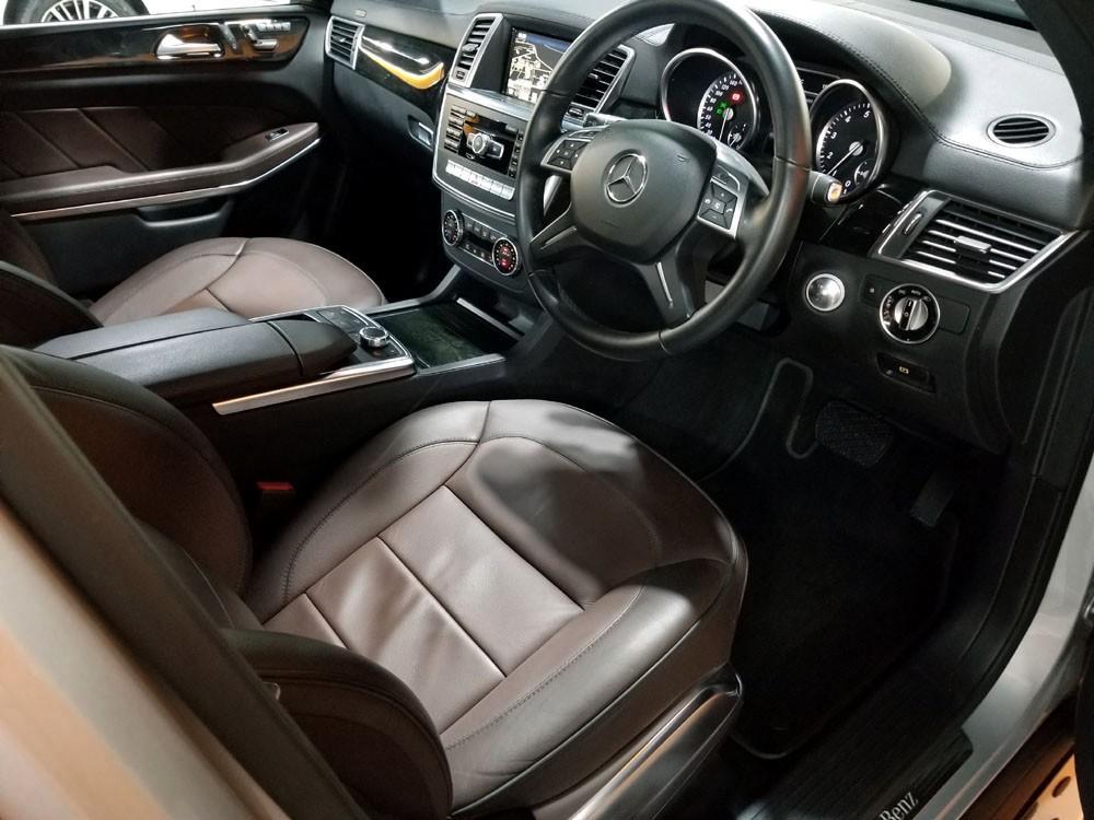 MERCEDES-BENZ GL500 2013 4.7 Turbo