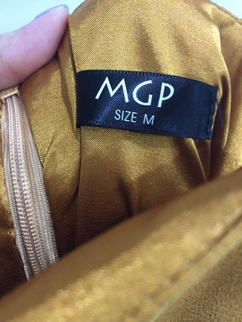 Mgp label Romper