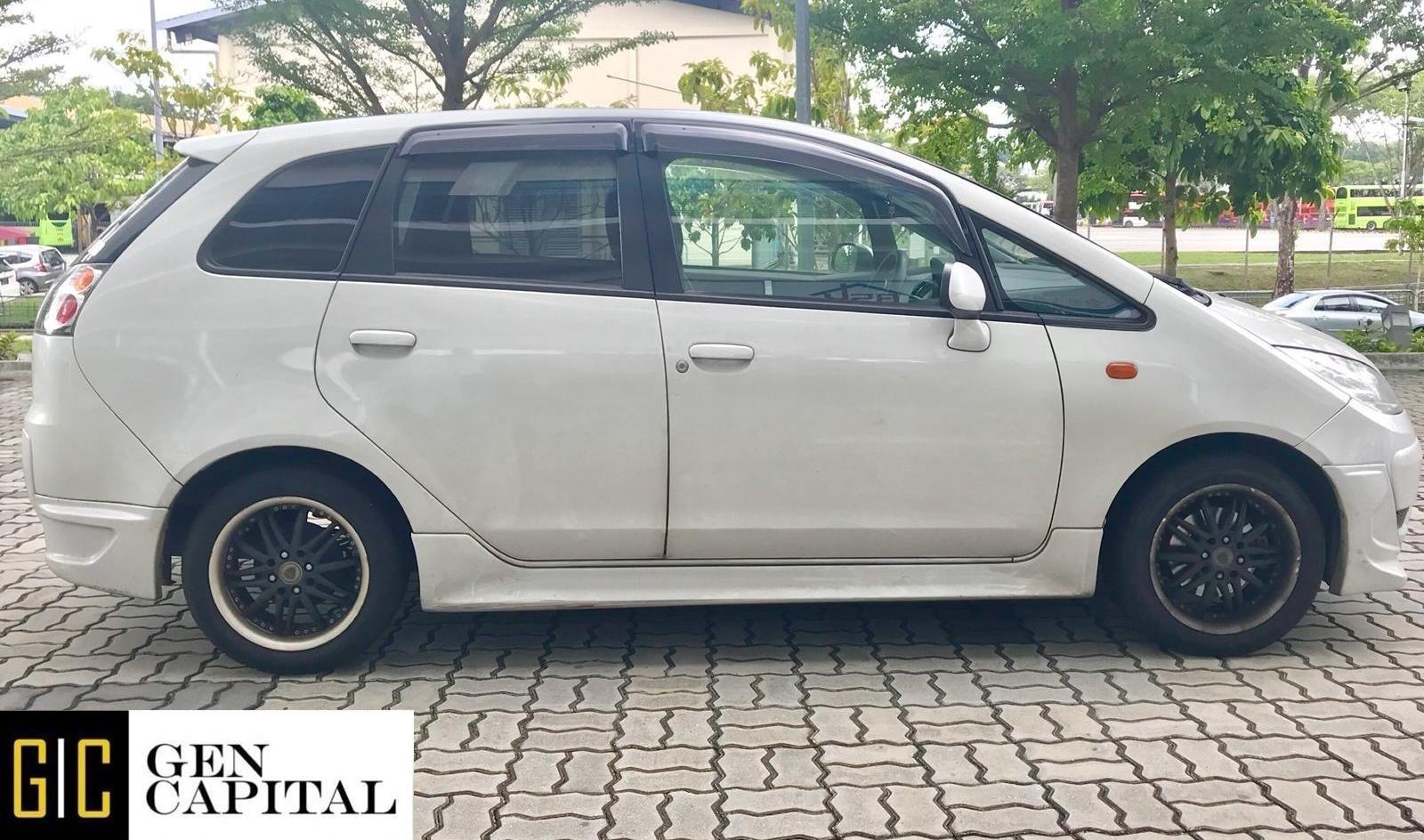Mitsubishi Colt Plus 1.5A Grab Gojek Ryde Tada & Non PHV Car Rental