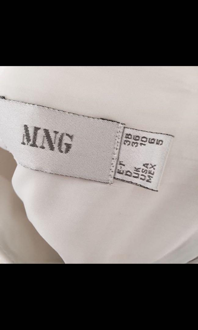 MNG MANGO SKIRT CORPORATE WORK