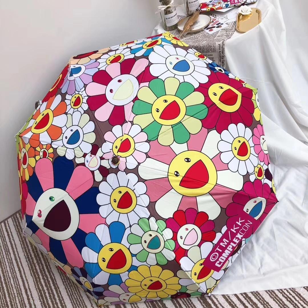 Takashi Murakami Flower Umbrella SOLD OUT Complexcon 2019 SUPREME RARE