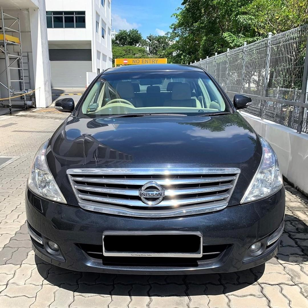 Nissan Teana 2.0A For PHV Grab Go Jek/Personal Use