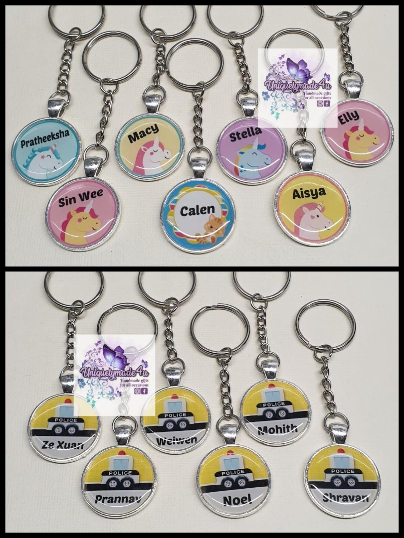 Personalized Gift @ Keychains (reserved)