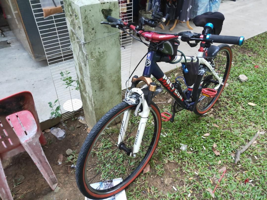Folding Bicycle Quick Release Handlebars Handle Fat Bars Tube For MTB Bike❤U